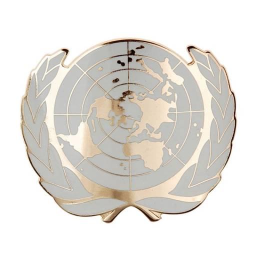 ELOSEGUI PIN DE LA O.N.U.