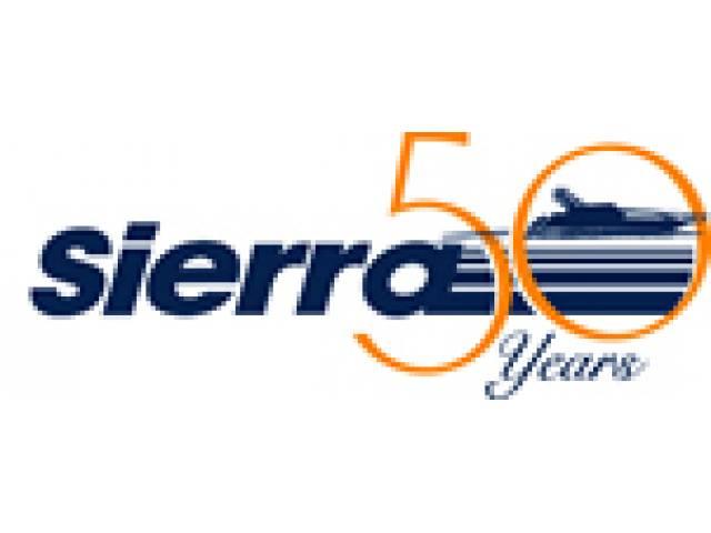 18-9786, Sierra Marine, Manga, Llenado, Logo