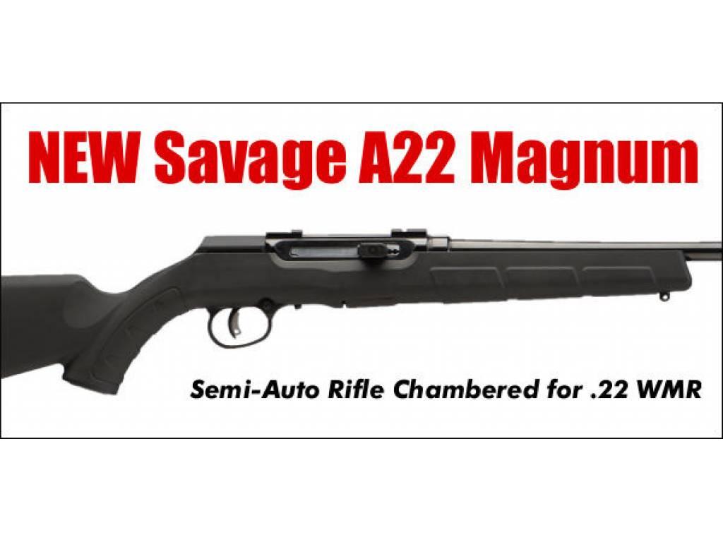 SAVAGE  A22 MAGNUM