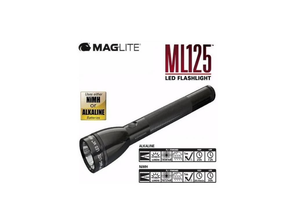 ML125™ LED RECARGABLE