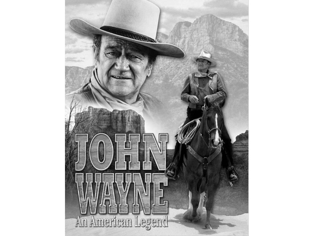 J. WAYNE AMERICAN LEGEND