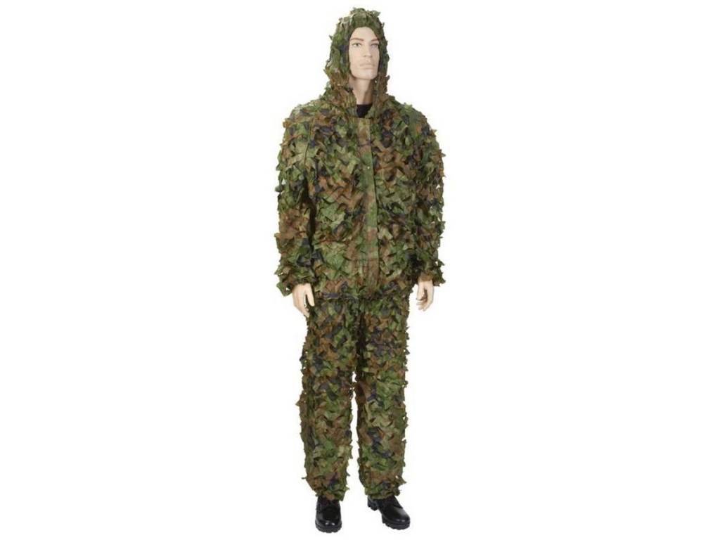 CAMUFLAJE GHILLIE KIT