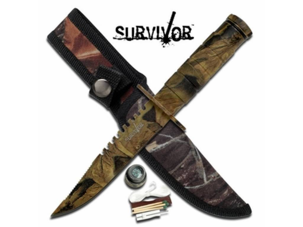 SURVIVOR KNIFE