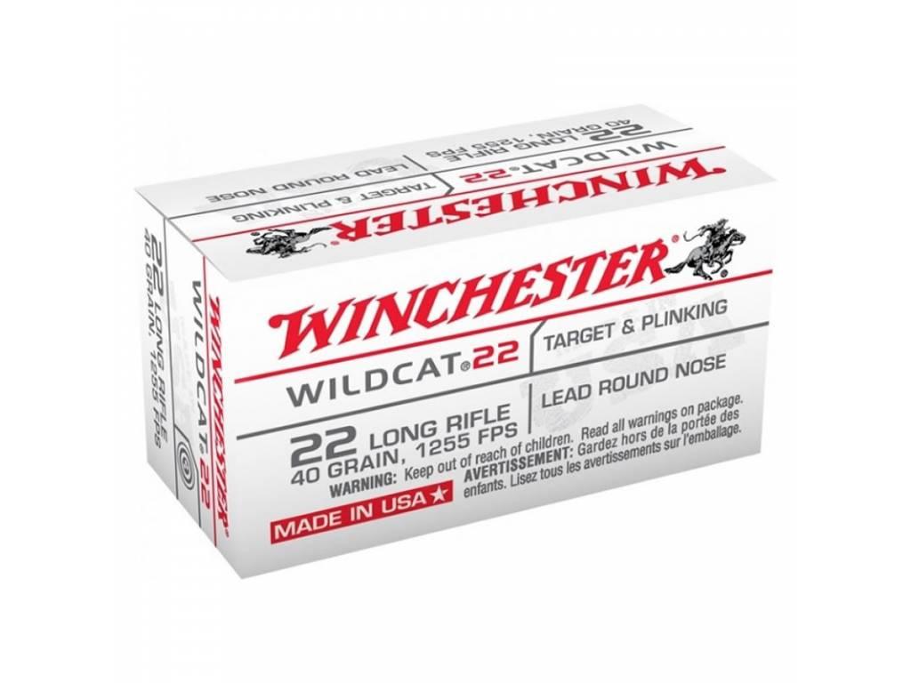 22 LR - WINCHESTER USA