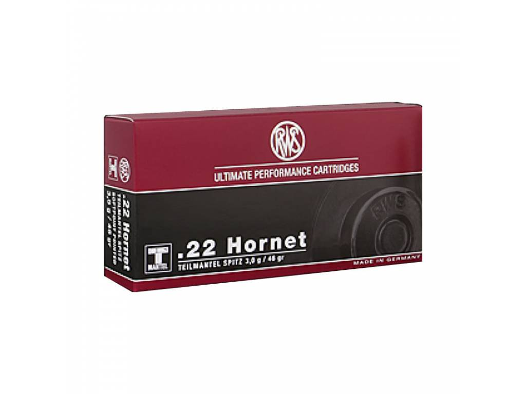 22 HORNET - RWS ALEMANIA