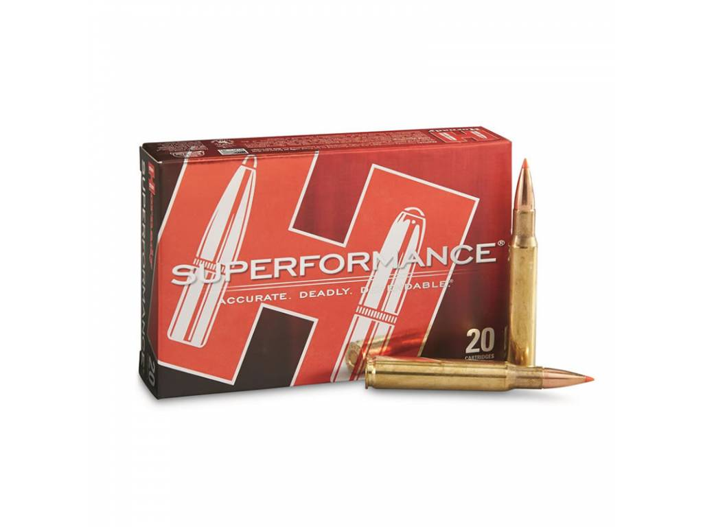 6,5 CREED - HORNADY USA