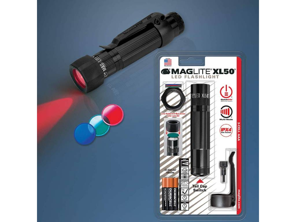 TACTICAL XL50® LED