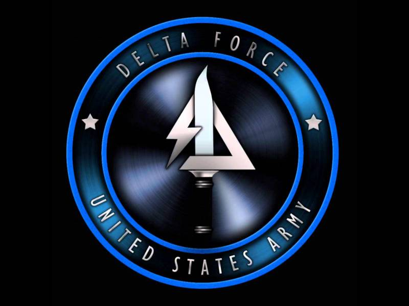 Delta Force United States Army USA