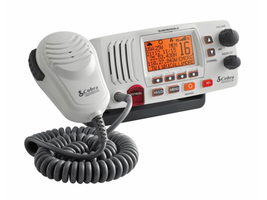 RADIO BASE VHF 25W